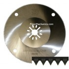 "Imperial 4"" HSS Saw Blade"